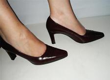 NUOVE Scarpe Di Pelle Tacco Alto più elegante per ufficio evento formale, Designer Shoes