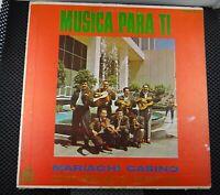 Mariachi Casino – Musica Para Ti (Discos Corona – DCS-6)