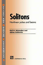Solitons: Non-linear pulses and beams (Optical and Quantum-ExLibrary