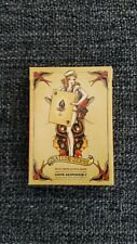 Sailor Jerry Playing Cards - Brand New & Sealed - Vintage Rare - Discontinued