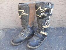 Alpinestars Tech 8 Series MX Motocross Offroad Riding Boots Mens US Size 7