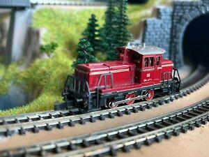 Märklin Z 8864 BR 260 locomotive