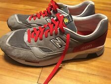 New Balance 1500 Elite Edition Red Grey Yellow Accents 11.5