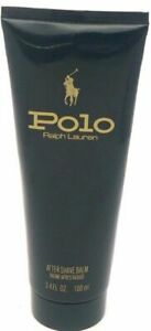 Ralph Lauren Polo Green after Shave Balm 3.4 oz New