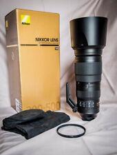 Nikon AF-S NIKKOR 200-500 mm f/5.6 ED IF M/A SIC SWM VR Lens