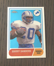 2015 Topps Chrome BARRY SANDERS #T60-BS 60th Anniversary