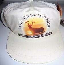 * John Deere Dealers Hat Cap 6000/7000 Series Tractors Deer 10pt Buck Hunt jd