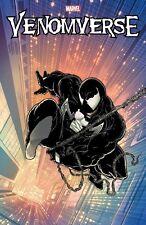 Venomverse 1 Todd McFarlane 1:1000 Remastered Incentive Color Variant Nm Venom