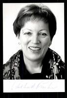 Adelheid Tröscher Foto Original Signiert ## BC 30009