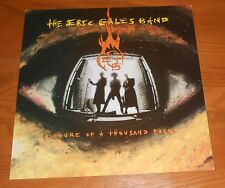 The Eric Gales Band Picture of a Thousand Faces 1993 Poster Flat Promo 12x12