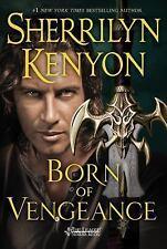 The League Nemesis Rising: Born of Vengeance 10 by Sherrilyn Kenyon (2017, Hardc