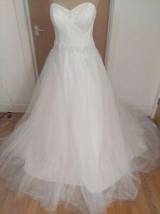 Bellice Wedding Dress Size 14