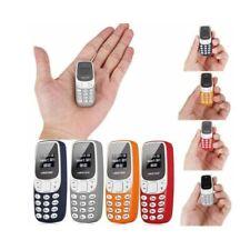 Mini teléfono móvil DUAL SIM. 2 SIM Bluetooth. VARIOS COLORES