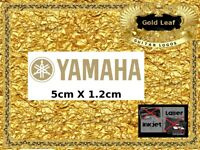 Yamaha Guitar Headstock Decal Restoration Waterslide 134g