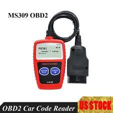 MS309 OBD2 Reader Car Fault Code Readers Scanner Car Diagnostic Repair Tool