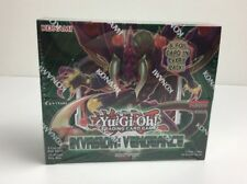 Yu-Gi-Oh! Invasion Vengeance Booster Box Sealed 1st Edition