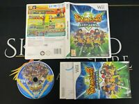 Inazuma Eleven Strikers Nintendo Wii Video Game Original Uk Release Ebay