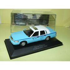 LINCOLN TOWN CAR 1996 TAXI DE WASHINGTON ALTAYA 1:43