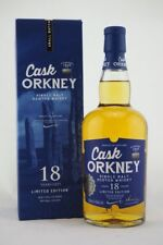 Cask Orkney 18 Jahre Limited Edition  A.D. Rattray 46%vol. 0,7l