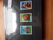 timbre luxembourg (th) lot 72   neufs  n1033/5
