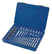 Irwin Hanson 48pc MASTER Extractor and Left Hand Cobalt Drill Bit Set #3101010
