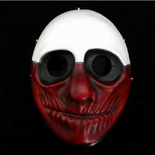 Game PAYDAY 2The Heist Wolf  Mask Costume Props Halloween Horro Mask Collection