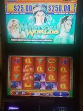WMS MYSTICAL WORLDS BB1.5 BB2 DONGLE SLOT MACHINE SOFTWARE WILLIAMS BLUEBIRD 2