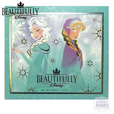 Beautifully Disney Frozen Elsa and Anna 8 Color Eye Shadow Set Makeup New Parks