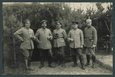 Foto RIR 229 Ostfront Przasnysz Narew-Offensive Offiziere Namen Artillerie 1915