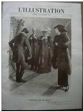 L'ILLUSTRATION 3642  14/12/1912 DE LARISSA A SALONIQUE TCHATALDJA CONSTANTINOPLE