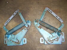 1966 67 68 69 70 DODGE PLYMOUTH HOOD HINGES OEM ROAD RUNNER SUPERBEE CHARGER