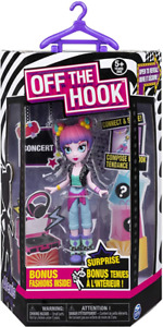 Off the Hook Surprise - 4 Doll Alexis (Concert) - with Mix and Match Fashions