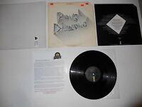 Rough Diamond S/T Island ILPS 9490 1st Analog 1977 EXC Press Ultrasonic CLEAN