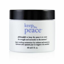 Philosophy Keep The Peace Super Soothing Moisturizer 60ml/2oz Brand New
