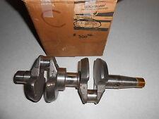 463-6825M NEW GENUINE MERCURY MARINER CRANKSHAFT 6825M Inventory D1