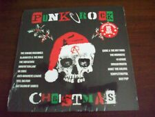 Punk Rock Christmas, Various Artists 2017 Cleopatra Ltd.Edition Press.Of 500