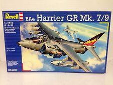 +++ Revell BAe Harrier GR Mk.7/9 1:72 04280