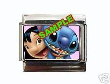 Lilo and Stitch #2 Disney Custom Italian Charm cute!