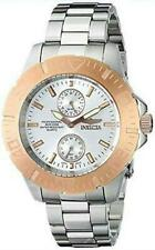 Invicta 14057 Pro Diver Ocean Baron Rose Tone Accents Stainless Steel Mens Watch