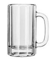 Libbey 5020 16 Ounce Paneled Mug Pint Glass 120 pcs 10 Dozen