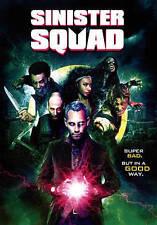 Sinister Squad (DVD, 2016)