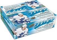 2020-21 Upper Deck MVP Hockey Factory Sealed 36 Pack Retail Box