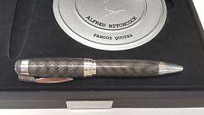MONTBLANC Alfred Hitchcock 925 Silber Kugelschreiber in Box