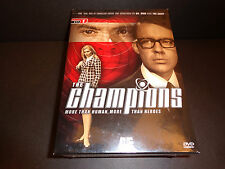 The Champions - Set One NEW DVD 4-Discs Set  - THE CHAMPIONS SET 1