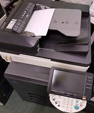 Konica C353 copier printer scanner with 6 months warranty superb condition mint.