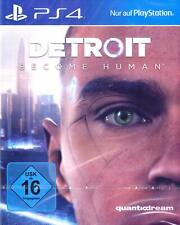 Detroit: Become Human (Sony PlayStation 4, 2018)