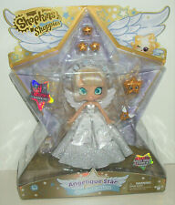 New Shoppies Angelique Star Doll Special Edition Angel with 4 Exclusive Shopkins