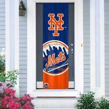 New York Mets MLB Licensed Door Banner Flag