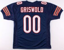 """Chevy Chase Signed Bears """"Griswold"""" Jersey (Beckett) National Lampoon's Vacation"""
