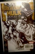 Ultimate Wolverine Vs Hulk Director's Cut #1 (2006) -  Ungraded Me4